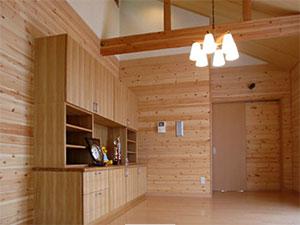 木の家造り